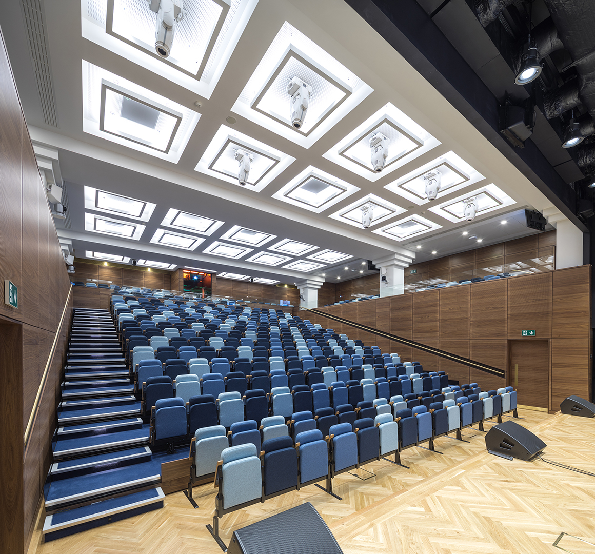Top Project March 2018: Kings College, London